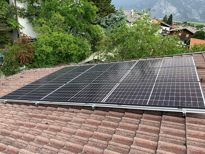 6 KW PV Anlage in Axams
